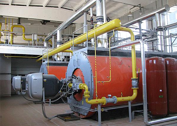 промышленные котельные на газе метане