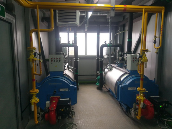 Блочно-модульные котельные на газе: цена