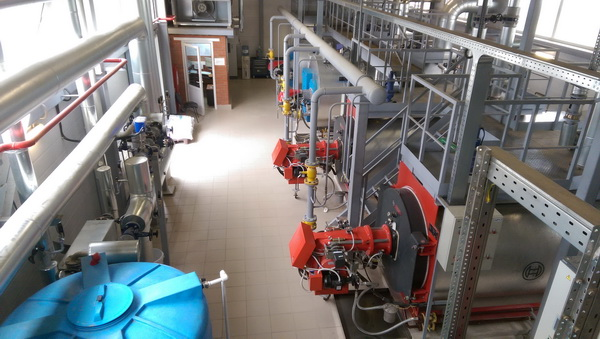 Монтаж электрической системы отопления