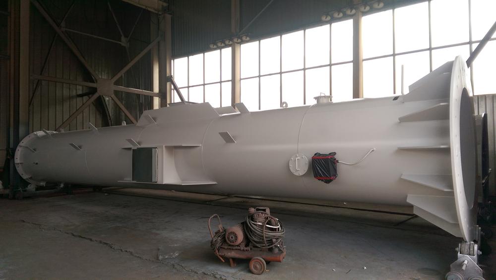 Производство дымовых труб для котельных